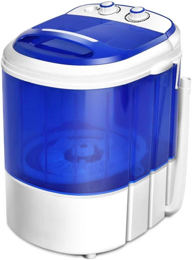Costway semi-automatic washing machine review