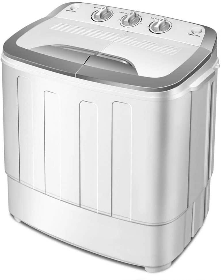 Giantex mini 2-tub 13 lbs review