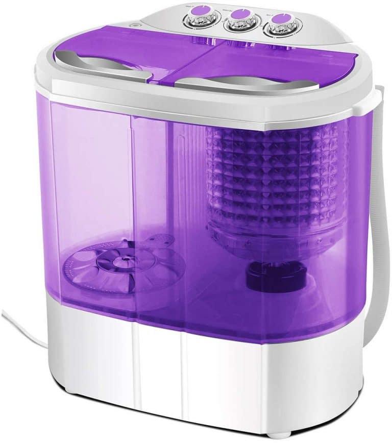 KUPPET Semi-Automatic Purple washer review
